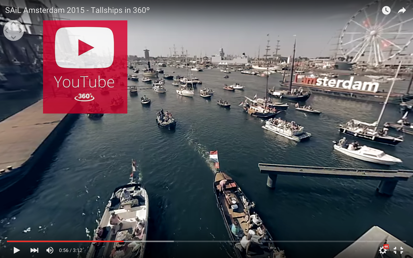 Google introduces 360° video ads on YouTube